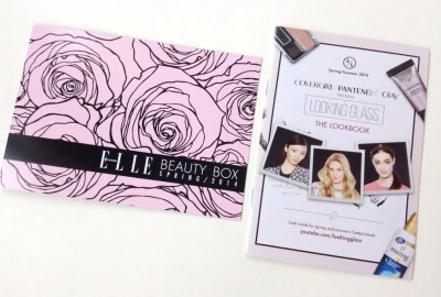 ELLE Canada Beauty Box Spring 2014 Review