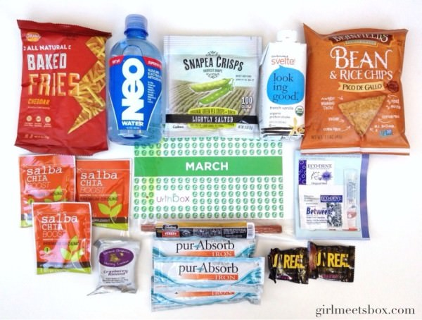 UrthBox Review + Coupon Code – March 2014