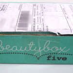 Beauty Box 5 Review – April 2014