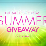 Girl Meets Box Summer GIVEAWAY!
