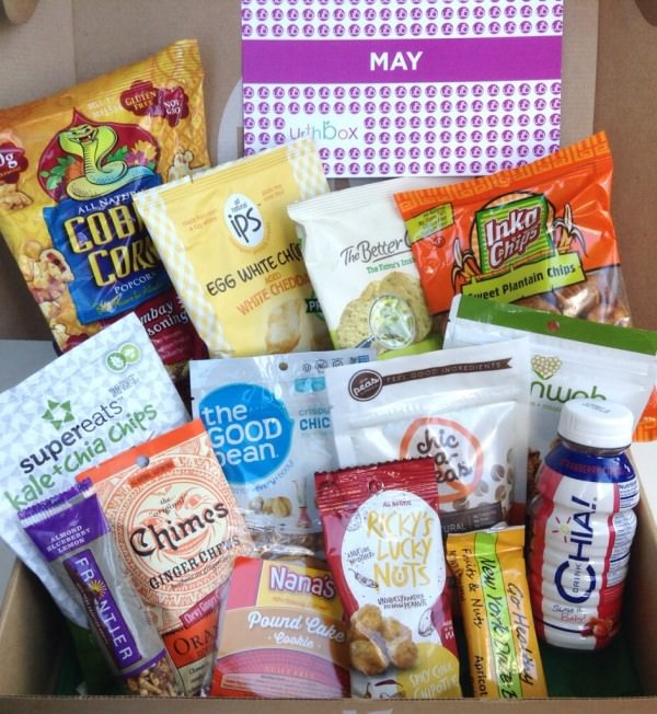 UrthBox Review + Coupon Code – May 2014