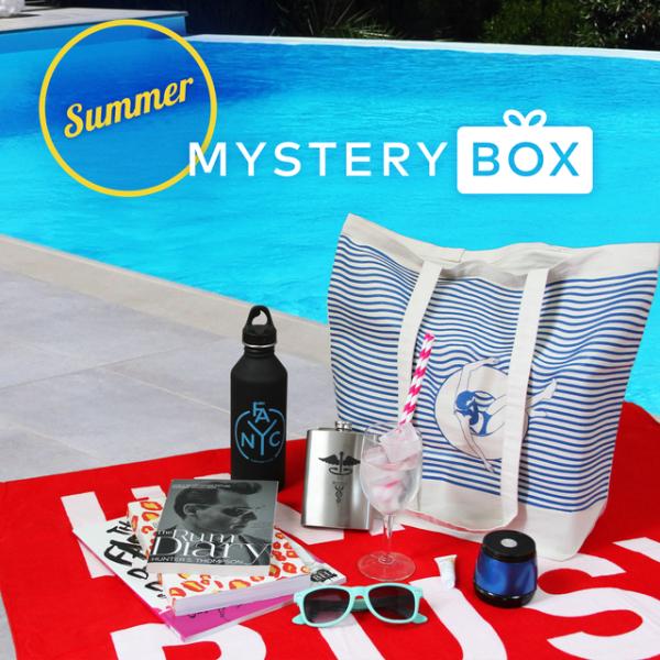 Fancy Summer Mystery Box