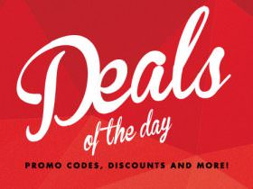 Deals of the Day - Promo Codes, Discounts and More!