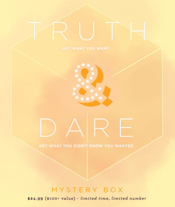 Julep Truth & Dare Mystery Box + Coupon Code!