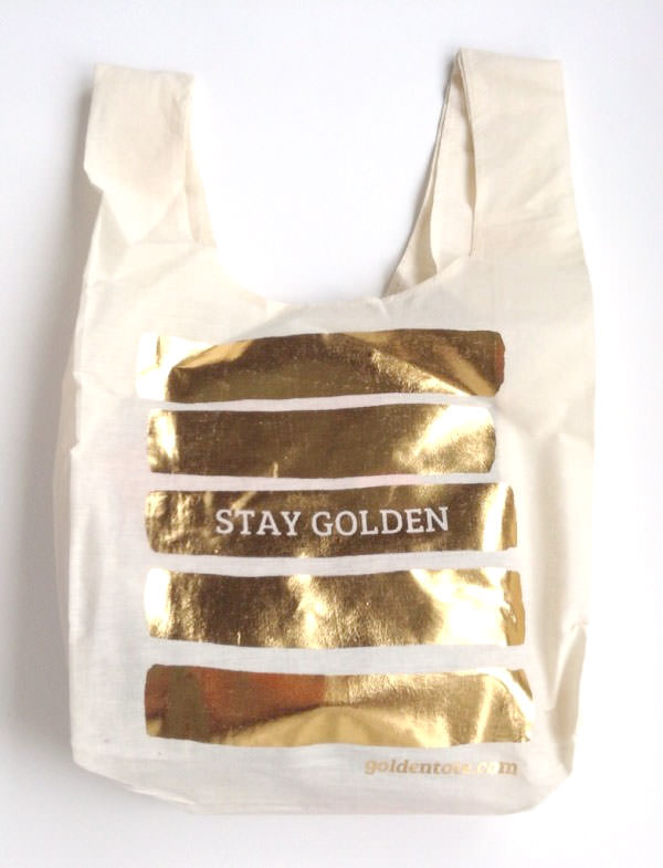 Golden Tote Surprise Item Tote Review – July 2014