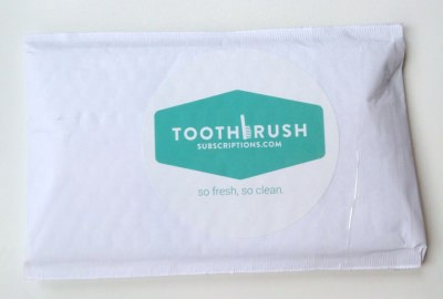 Toothbrush Subscriptions Review – July 2014