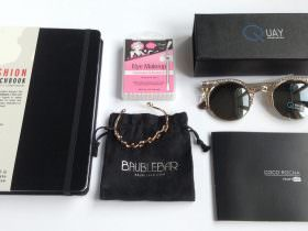 Coco Rocha Fancy Box Review + Coupon Code – June 2014