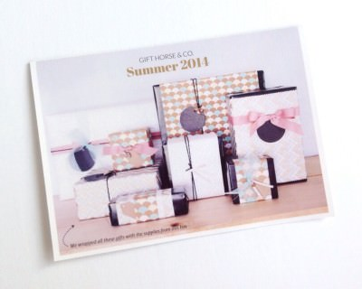 Gift Horse & Co. Review – July 2014