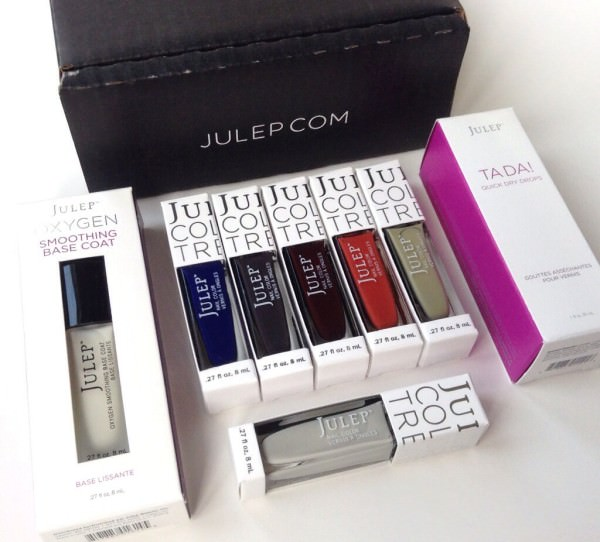 Julep Truth & Dare Mystery Box Review + Coupon Codes – July 2014