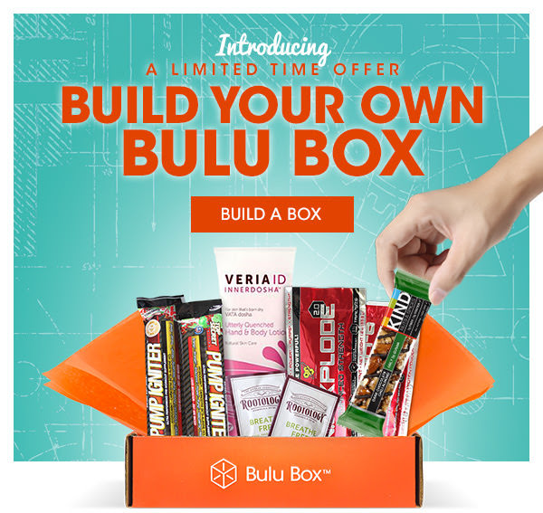 Bulu Box Limited Time Offer – Build Your Own Bulu Box