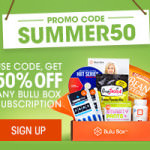 Bulu Box 50% Off All Subscriptions Coupon Code!