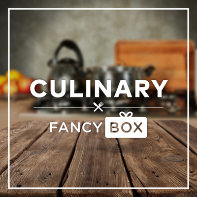 New Fancy Boxes – Rockettes & Culinary Fancy Box!