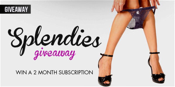 Splendies GIVEAWAY – July 2014