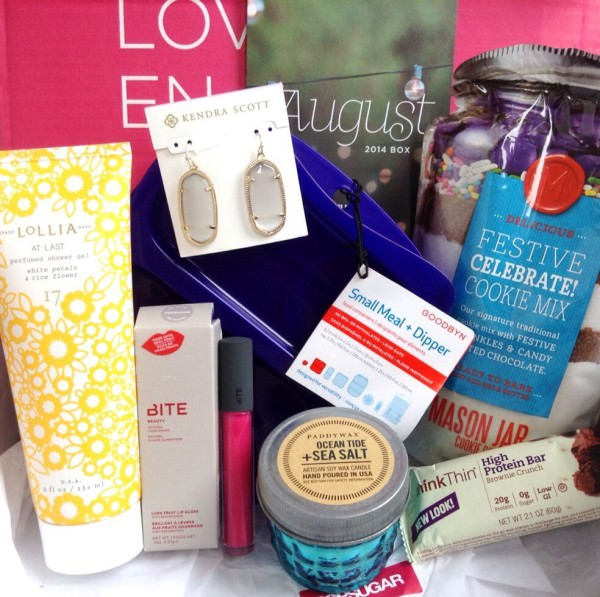 POPSUGAR Must Have Box Review + Promo Code – August 2014