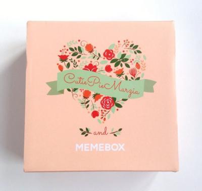 Memebox Collaboration Box #2 Memebox X CutiePieMarzia Review + Promo Codes