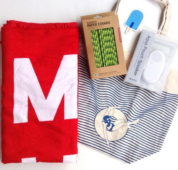 Fancy Summer Mystery Box Review – August 2014