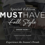 POPSUGAR – Just Released! Special Edition Must Have Fall Style Box!