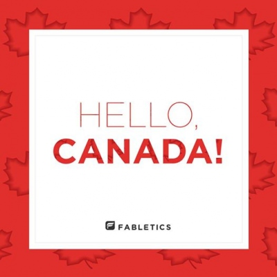 Fabletics Now Shipping To Canada!