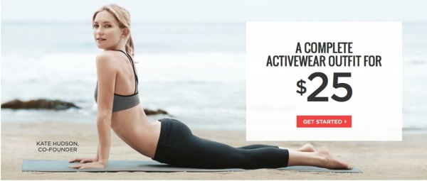 Fabletics Now Shipping To Canada! Plus Get 50% Off Your First Outfit!