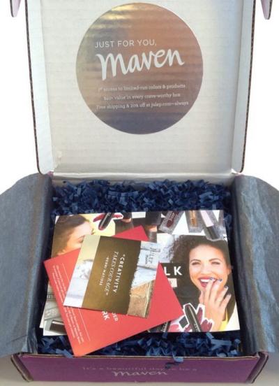 Julep Maven Review + Promo Codes – September 2014