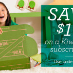 Kiwi Crate $10 Off Coupon Code!