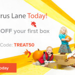 Citrus Lane 50% Off First Box Coupon Code!