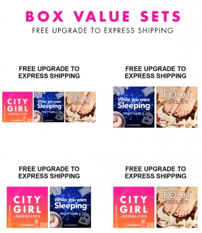 Memebox VIP Exclusives – New Boxes, Get Up To $9 Off!
