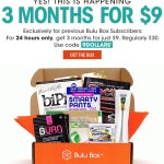 Today Only: Bulu Box 3 Months for $9!