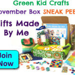 Green Kid Crafts 50% Off Coupon Code & November Spolier!