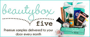 Subscribe to Beautybox 5 Today.