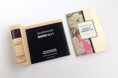 bareMinerals Beauty Surprise Collection Review – October 2014