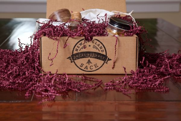 New England Sack – New Regional Subscription Box + Coupon Code