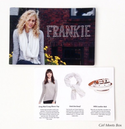 Popbasic Frankie Collection Review + Discount – October 2014
