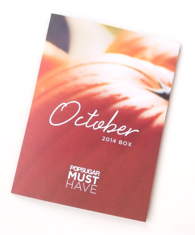 POPSUGAR Must Have Box Review and Promo Code