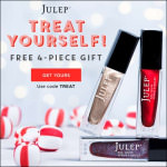 Julep Jingle Bells Welcome Box & Holiday Glam Kit!