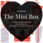 Introducing the MissionCute Mini Box!