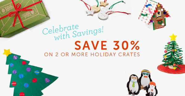Kiwi Crate 60% Off + Free Shipping – Today Only!