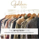 Golden Tote The Mystery Tote Sale Details!