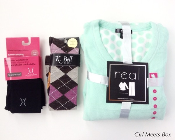 Wantable Intimates Box Review – December 2014