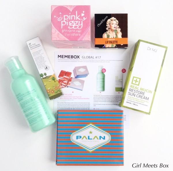 Memebox Global #17 Review + Promo Codes