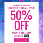 Best Deal Ever – 50% Off FabFitFun VIP!