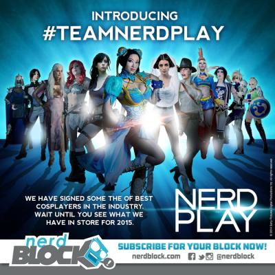 Nerd Block Review – January 2015