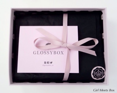 Glossybox Review + Promo Code – March 2015