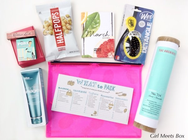 POPSUGAR Must Have Box Review + Promo Code – March 2015