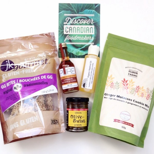 The Tasting Box by Foodie Pages Review + Discount – March 2015
