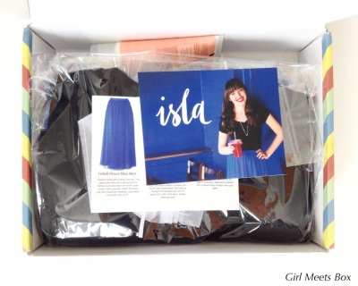 Popbasic Isla Collection Review + Discount – February 2015