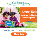 Little Passports Spring 2 Day Sale!