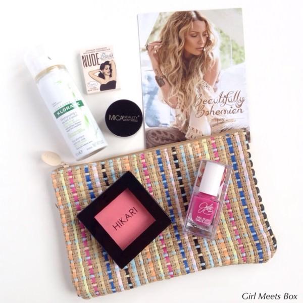 ipsy Glam Bag Review – April 2015