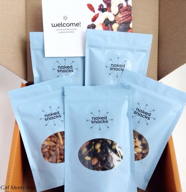 Naked Snacks Review + Promo Code – April 2015