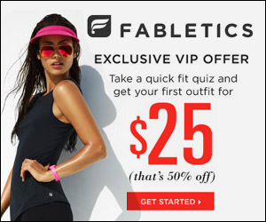 Join Fabletics and Save